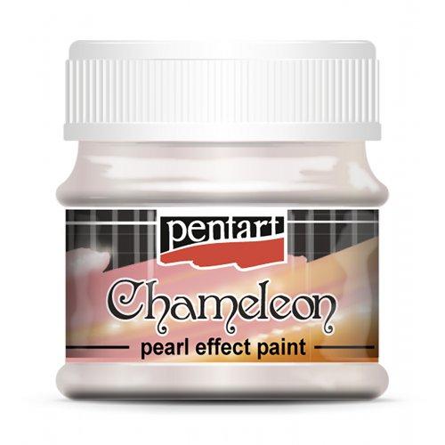 Chameleon perleťová akrylová barva 50 ml LILA-ZLATÁ