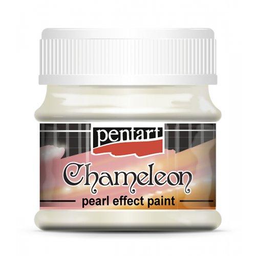 Chameleon perleťová akrylová barva 50 ml ZELENÁ-LILA