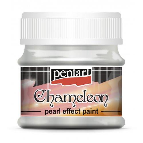 Chameleon perleťová akrylová barva 50 ml MODRÁ-ZLATÁ