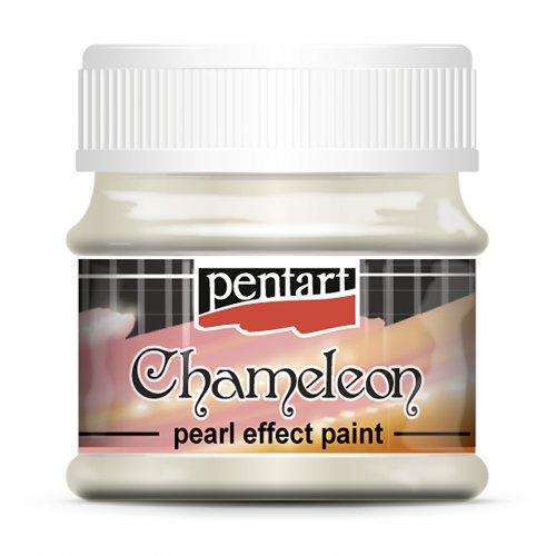 Chameleon perleťová akrylová barva 50 ml ZELENÁ-ZLATÁ
