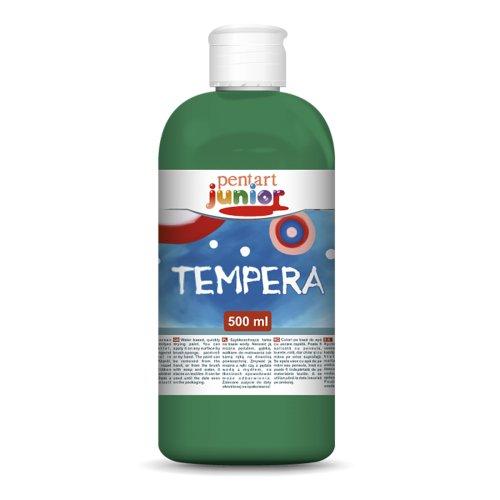 Temperová barva PENTART 500 ml ZELENÁ