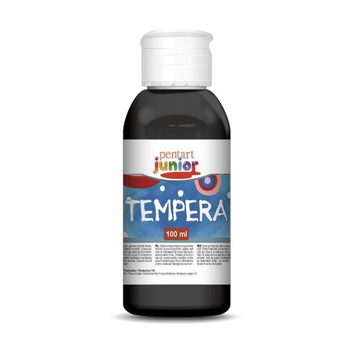 Tempera 100 ml ČERNÁ