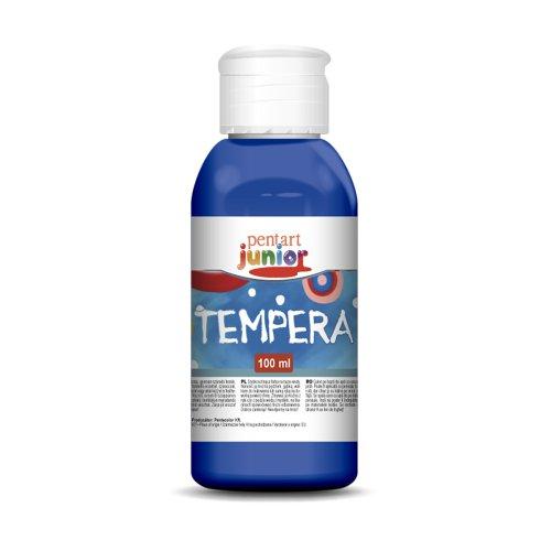 Tempera 100 ml MODRÁ