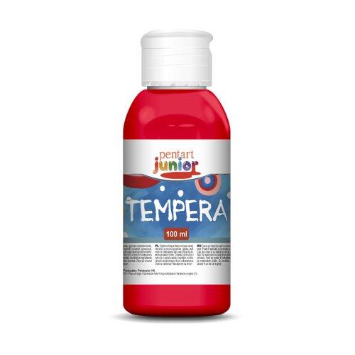 Tempera 100 ml ČERVENÁ