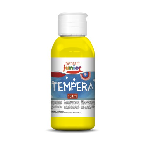Tempera 100 ml, ŽLUTÁ