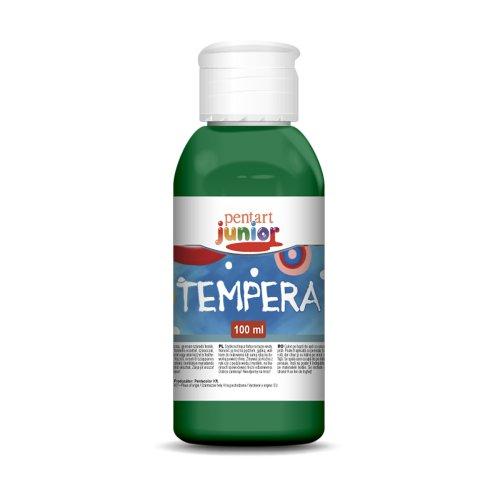 Tempera 100 ml, ZELENÁ