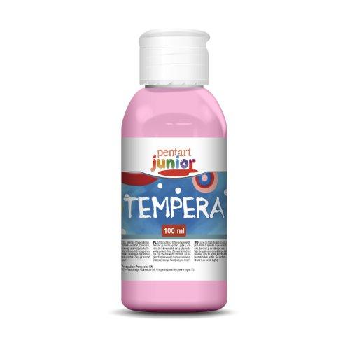 Tempera 100 ml SVĚTLE RŮŽOVÁ