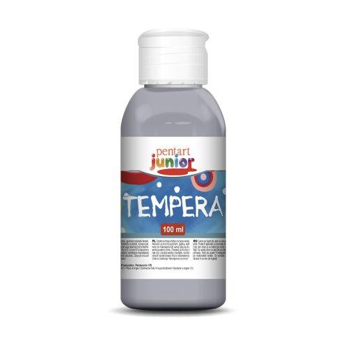 Tempera 100 ml STŘÍBRNÁ