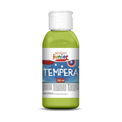 Tempera 100 ml ZELENÁ