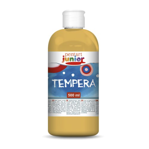Tempera 500 ml ZLATÁ