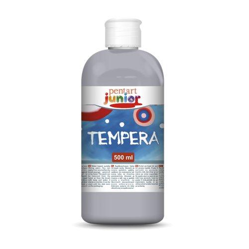 Tempera 500 ml STŘÍBRNÁ