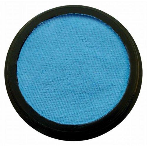 Barva na obličej 70ml Světle modrá