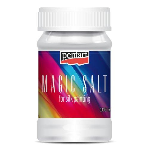 Magická sůl pro barvy na hedvábí 100 ml