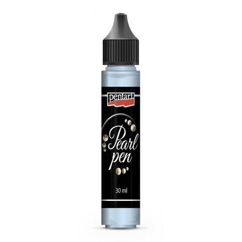 Perlový pen 30 ml NEBESKÁ MODRÁ