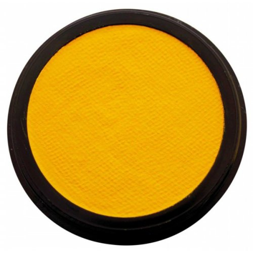 Barva na obličej 70 ml Žlutá