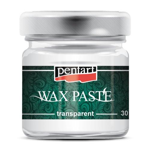 Vosková pasta transparentní 30 ml