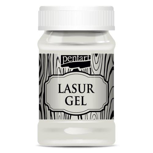 Lazurový gel 100 ml BÍLÁ