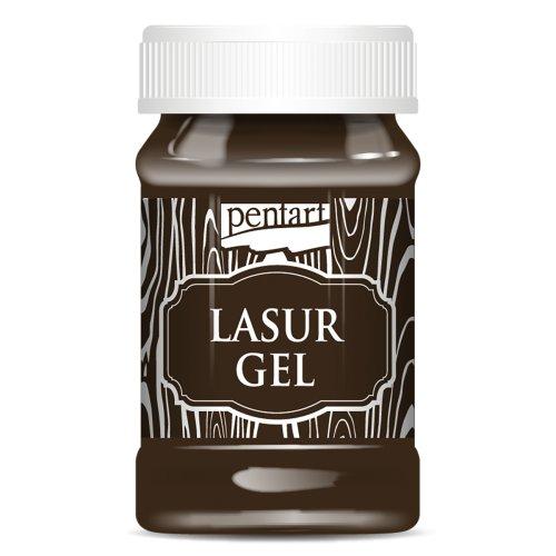 Lazurový gel 100 ml PALISANDER