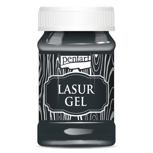 Lazurový gel 100 ml EBENOVÁ
