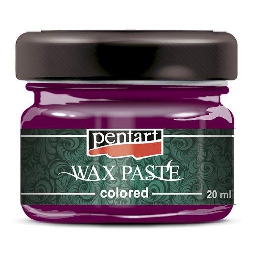 Vosková pasta barevná 20 ml MAGENTA