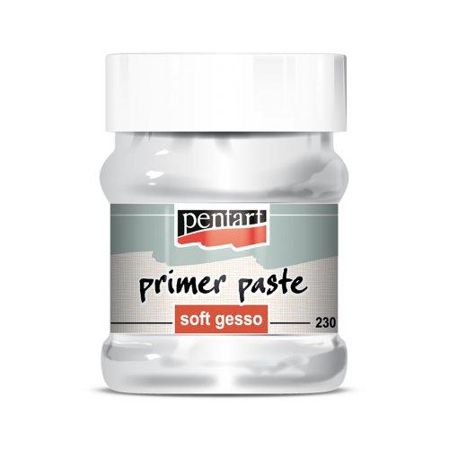 Šeps akrylová podkladová pasta jemná 230 ml BÍLÁ