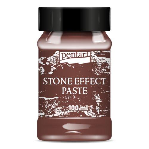 Kamenný efekt pasta 100 ml TERAKOTA
