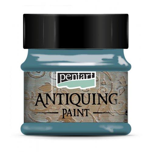 Antikovací barva 50 ml PATINA ZELENÁ
