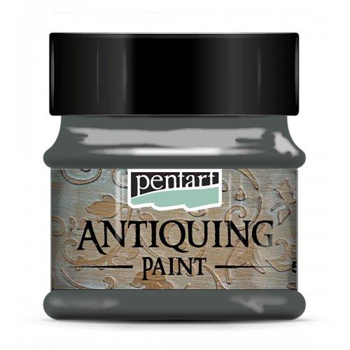 Antikovací barva 50 ml OLOVĚNÁ