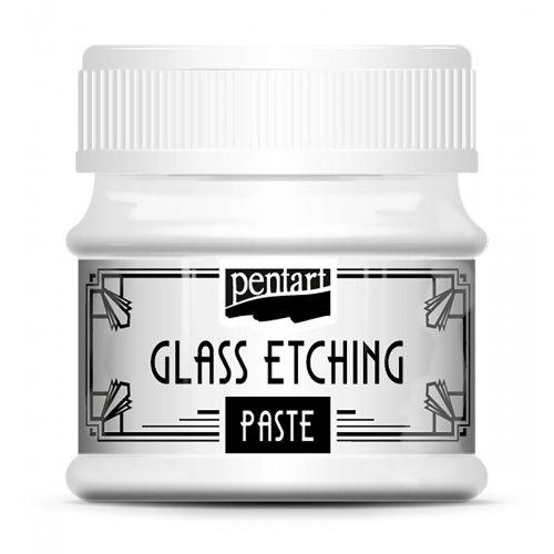 Pasta na leptání skla 50 ml