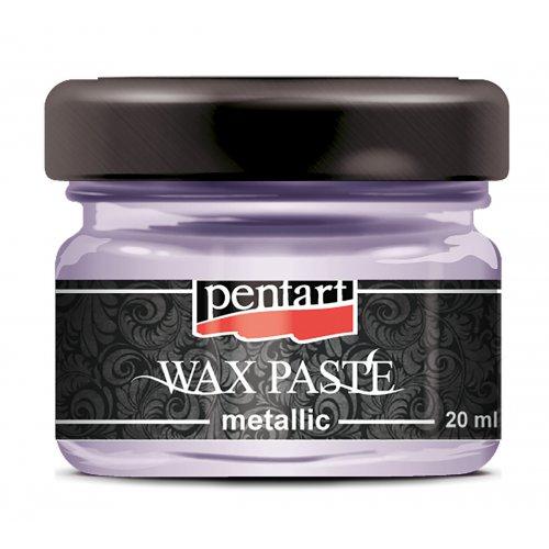 Vosková pasta metalická 20 ml RŮŽOVO ZLATÁ