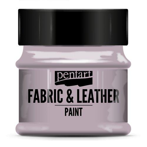 Barva na kůži a textil 50 ml VINTAGE PURPUROVÁ