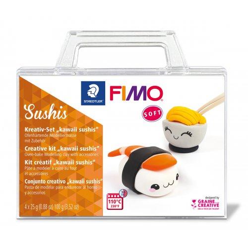 FIMO Soft Sada SUSHIS