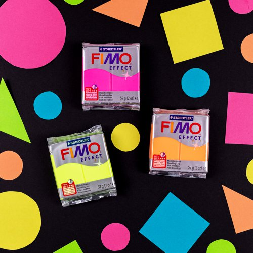 FIMO NEON efekt 57g ŽLUTÁ - FIMO_neon_efekt_img01.png