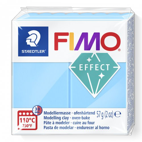 FIMO NEON efekt 57g MODRÁ