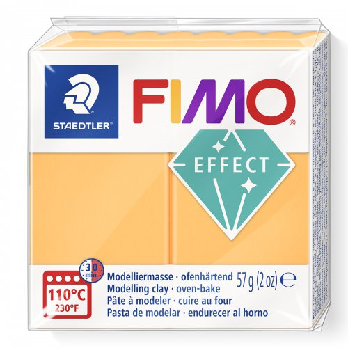 FIMO NEON efekt 57g ORANŽOVÁ