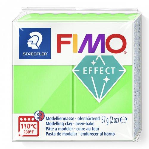 FIMO NEON efekt 57g ZELENÁ