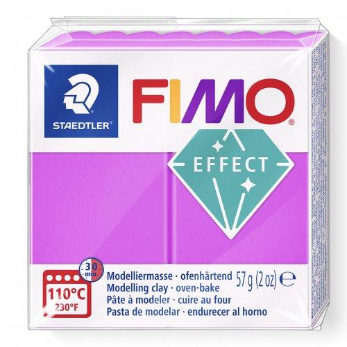 FIMO NEON efekt 57g PURPUROVÁ