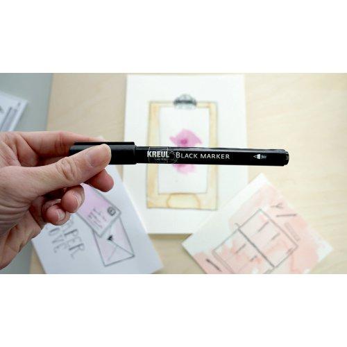 Sada Fix KREUL Black marker 4 druhy - 181_KREUL_BLACKMARKER_4.JPG