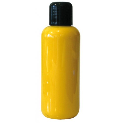 Tekutá barva na obličej 30 ml - Žlutá