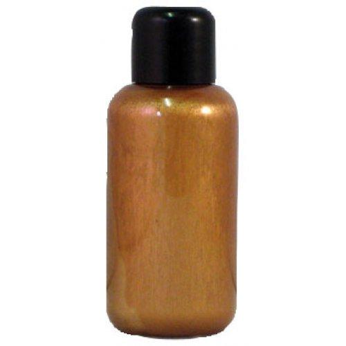 Tekutá barva na obličej 30 ml - Perleťová bronzová