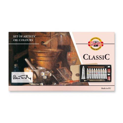 Sada olejových barev KOH-I-NOOR CLASSIC