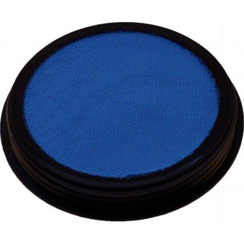 Barva na obličej UV efekt 20 ml Světle modrá