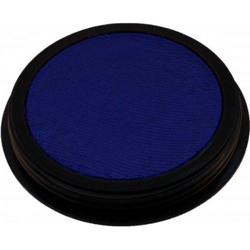 Barva na obličej UV efekt 20 ml Modrá