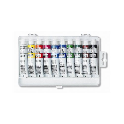 Sada temperových barev KOH-I-NOOR 10 odstínů