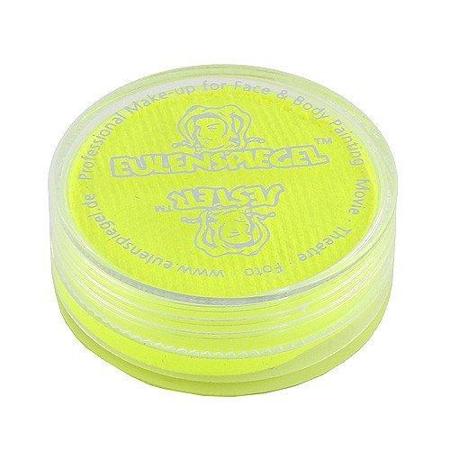 UV barva pro speciální efekty 12 ml Žlutá neon