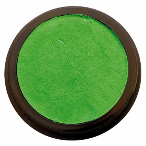Barva na obličej 3,5 ml Brčálově zelená