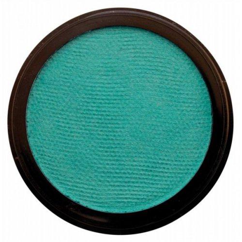 Barva na obličej 3,5 ml Perleťová tyrkysová