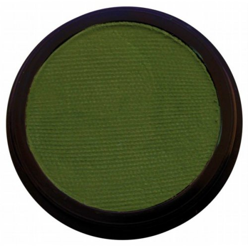 Barva na obličej 35 ml Tmavě zelená