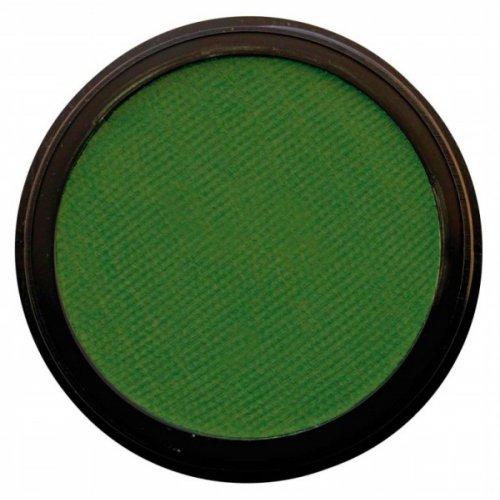 Barva na obličej 35 ml Perleťová Zelená
