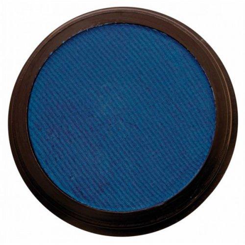 Barva na obličej 35 ml Perleťová Modrá